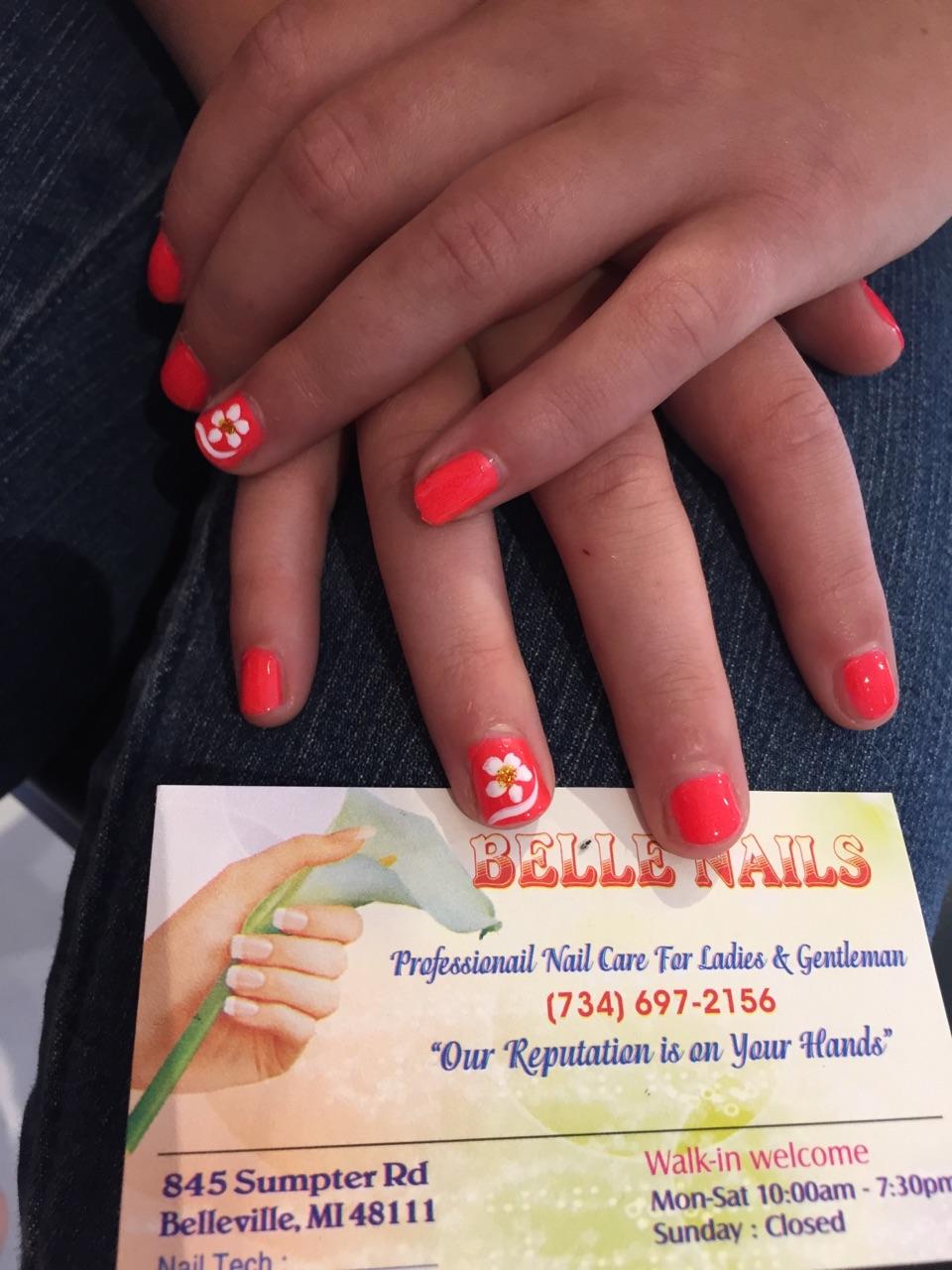 Nails Photo